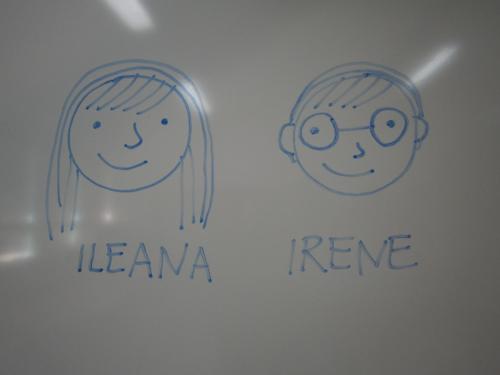 Oficina de Ilustração com Ileana Rovetta e Irene Moresco