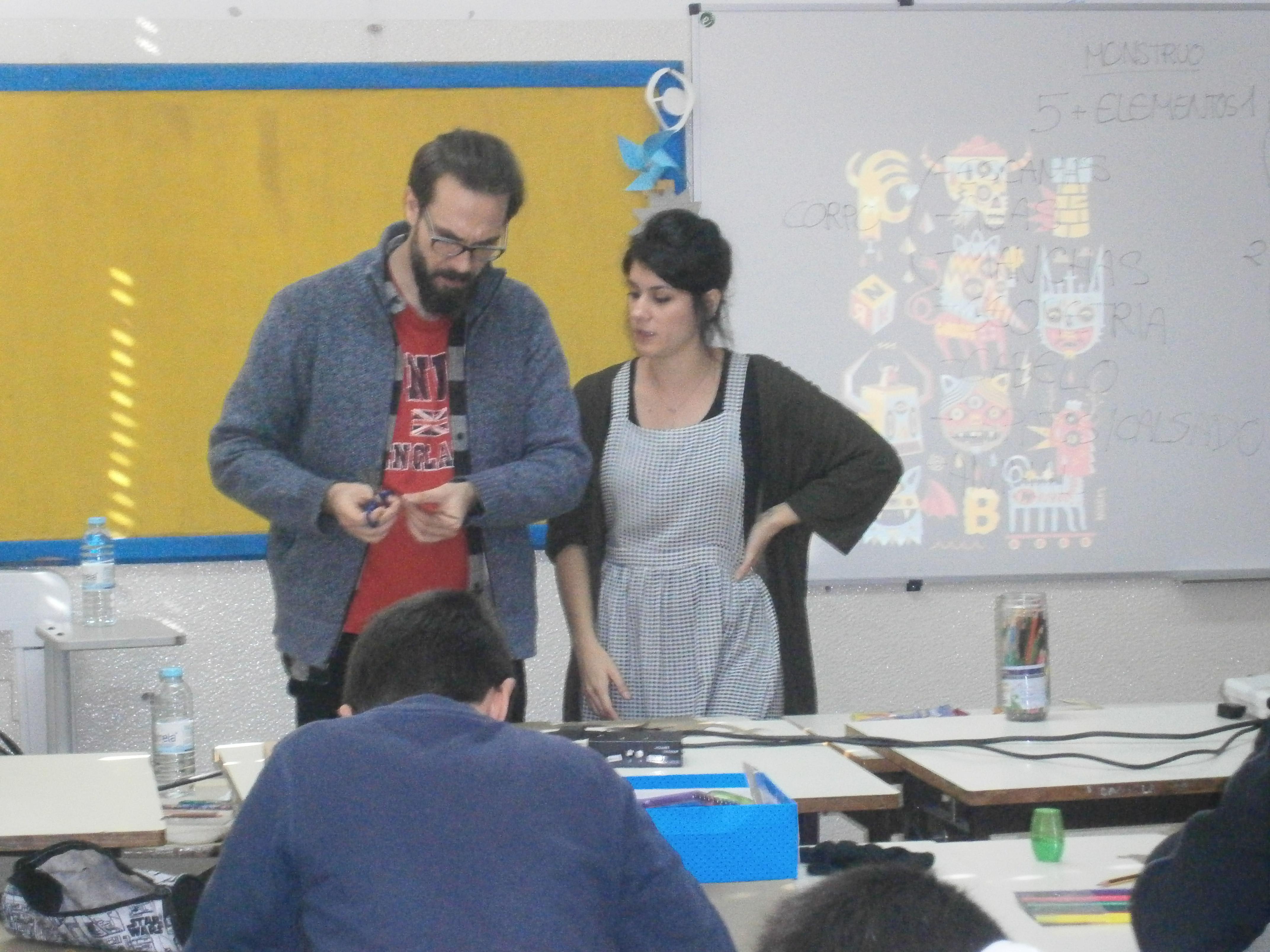 Oficina de Ilustração com Ana Suárez