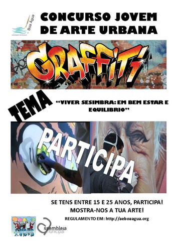 Cartaz Graffiti