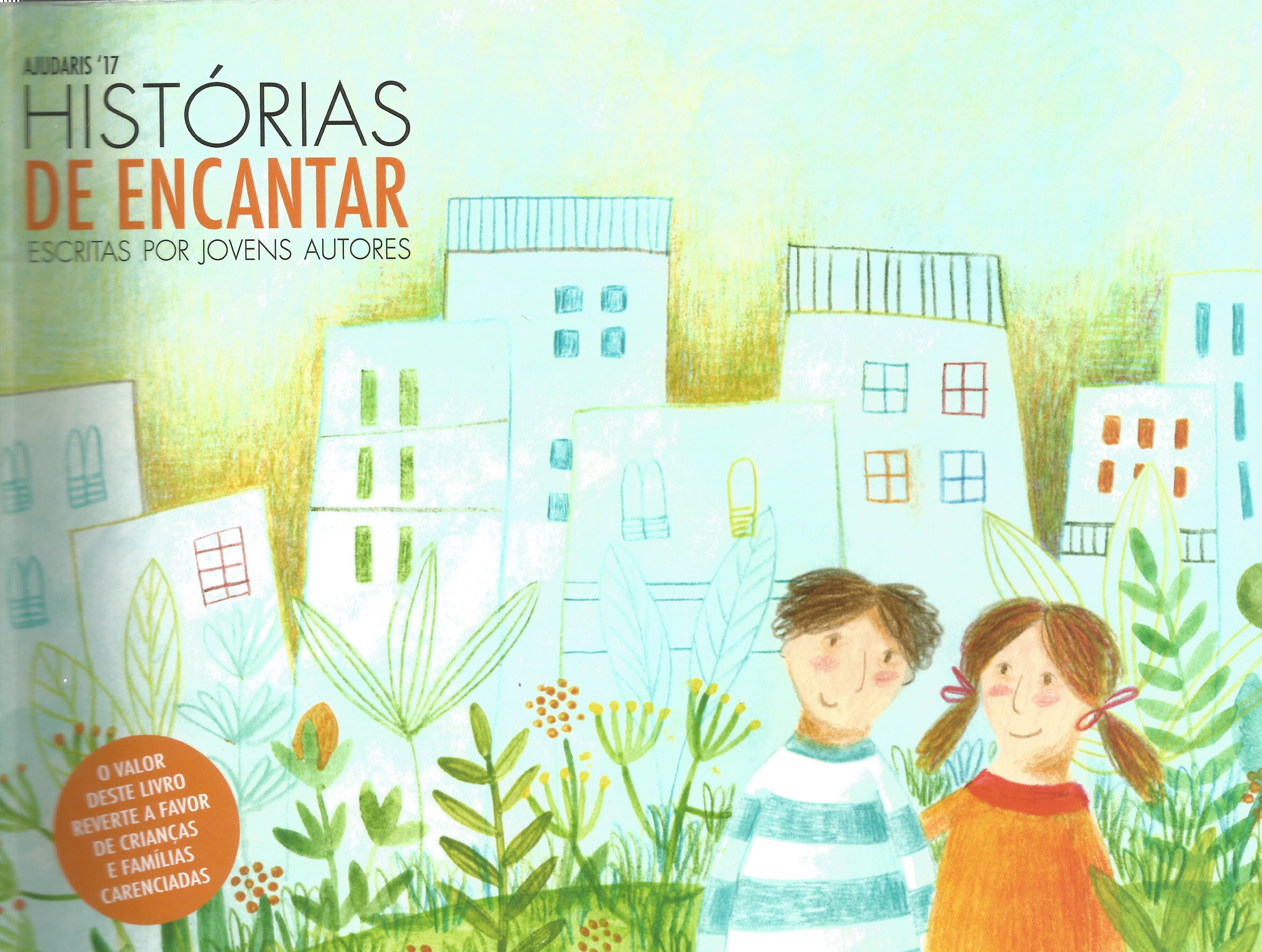 """Lançamento do livro """"Histórias de Encantar"""" da Ajudaris"""
